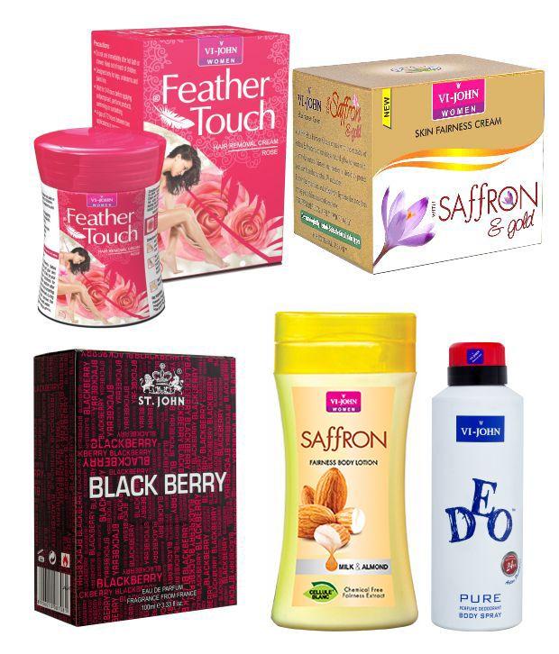 Buy St.john-vijohn Vijohn Women Care Kit-(code-vj365) online