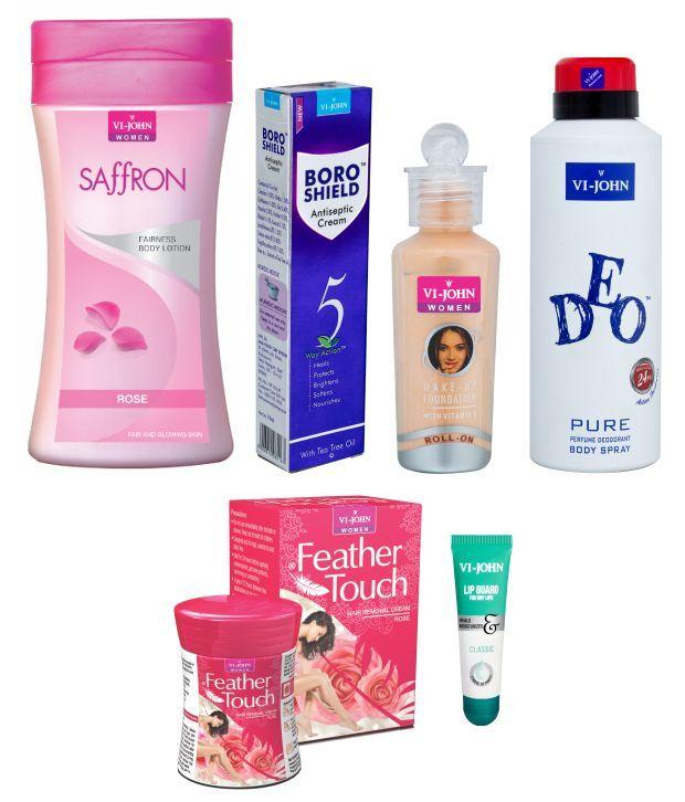Buy St.john-vijohn Vijohn Women Care Kit-(code-vj434) online