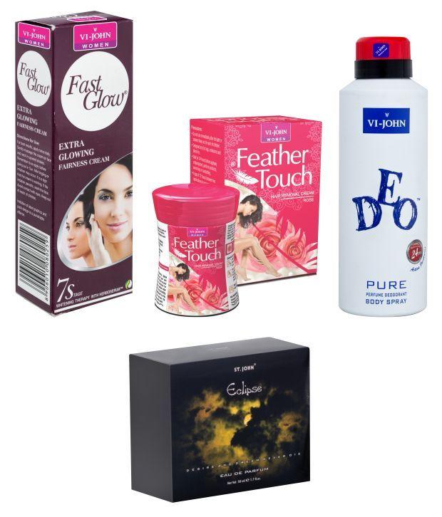 Buy St.john-vijohn Vijohn Women Care Kit-(code-vj438) online