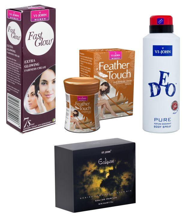 Buy St.john-vijohn Vijohn Women Care Kit-(code-vj439) online