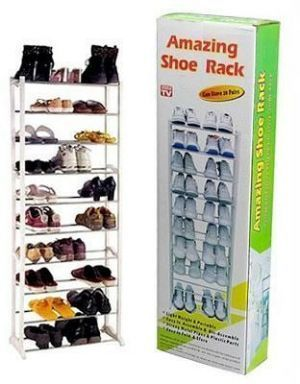 Buy Amazing Shoe Rack Portable With 10 Layer online