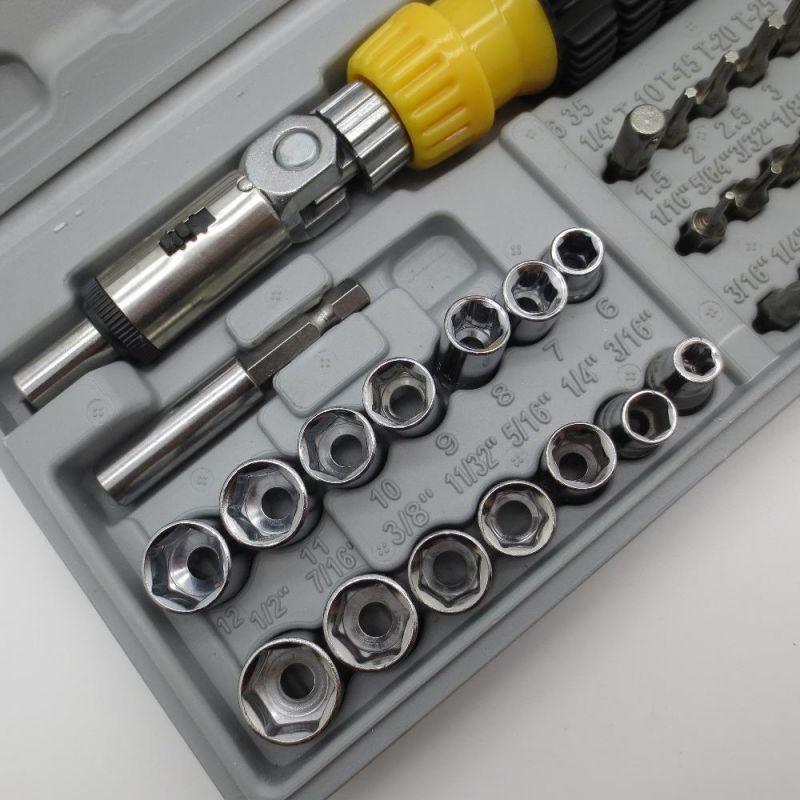 Buy Tool Kit 41pcs Emergency Smallest Handy Tool Kit Travel Tool Kit Keep Car online