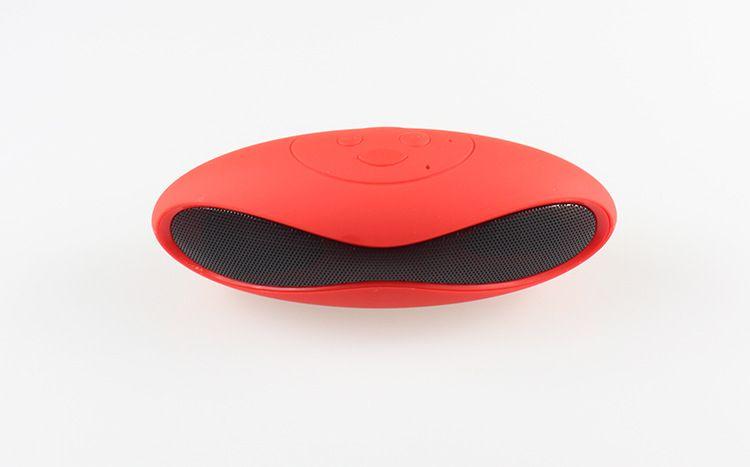 Buy Digi India Mini-x6u Wireless Mobile/tablet Speaker(red & Black) online