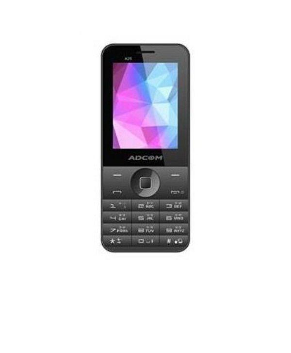 Buy Adcom Icon A25 (black & Grey) online