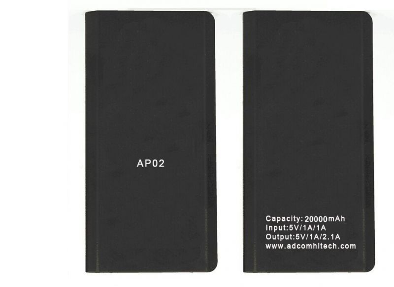 Buy Adcom Power Bank 16000mah (ap02) online