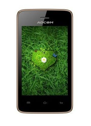 Buy Adcom T-35 Capacitive Full Touch Screen _black & Gold online
