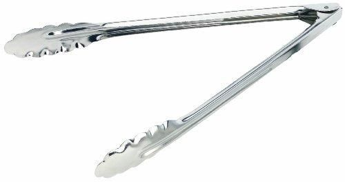 Buy Crestware Commercial Kitchen Crestware 9-1/2-inch Extra Heavy Duty Tong online