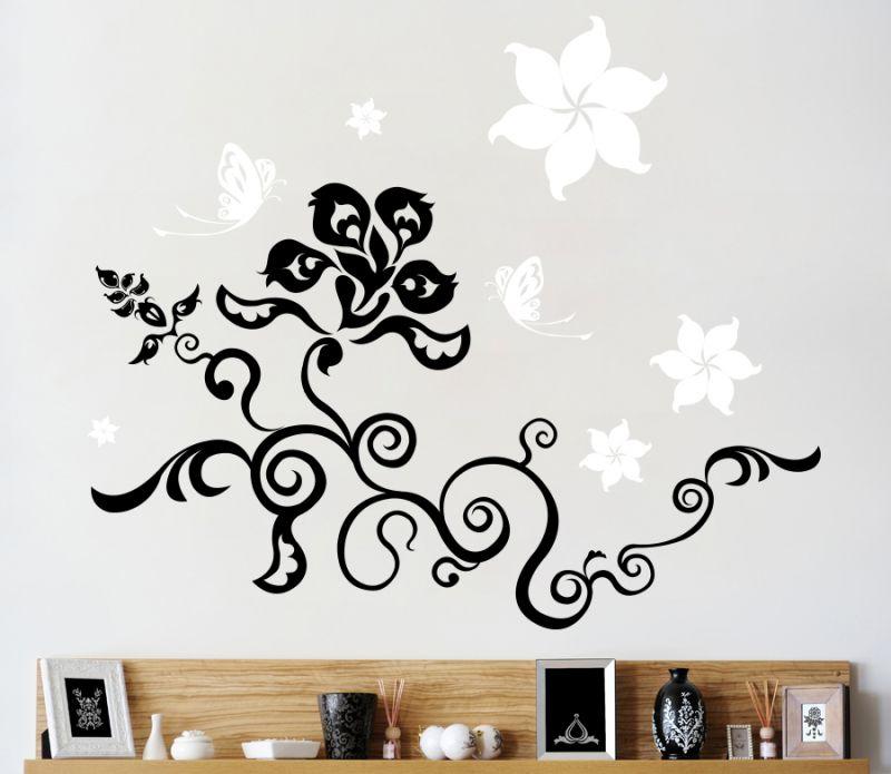 Buy Decor Kafe Decal Style Creative Design Wall Sticker online