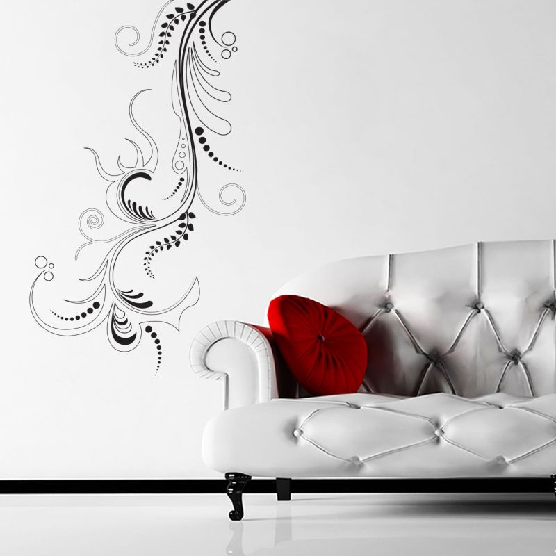 Buy Decor Kafe Decal Style Branch Wall Sticker online