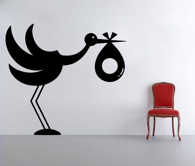 Buy Decor Kafe Decal Style Swann Wall Sticker online