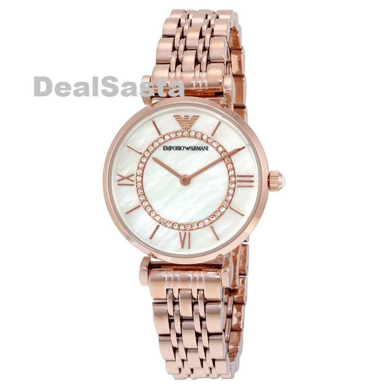 Buy Imported Emporio Armani Ar1909 Luxury Women's Watch online