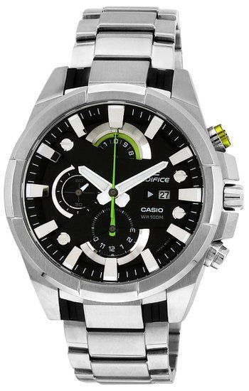 Buy Casio Edifice Chronograph Multi-color Dial Men's Watch - Ex201 online