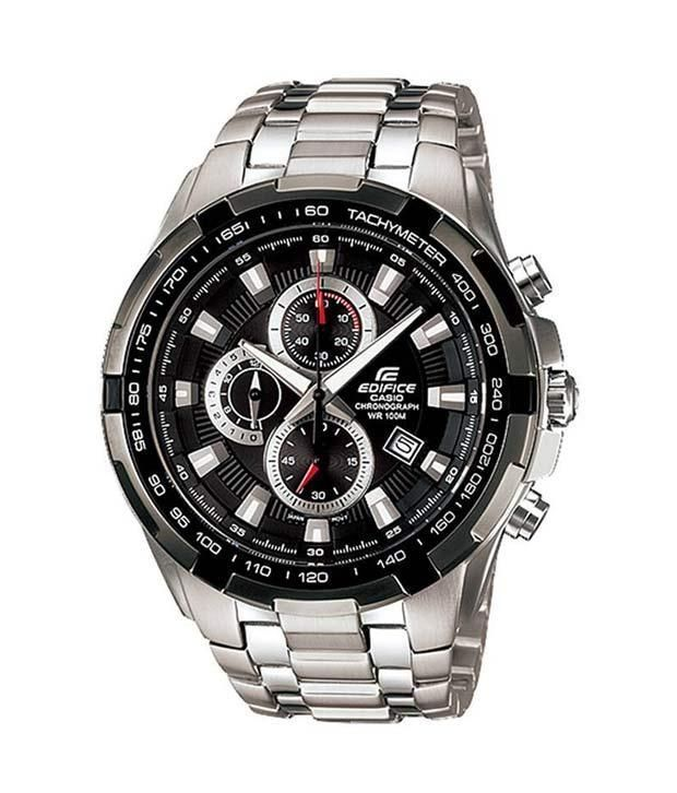 Buy Casio Edifice Chronograph Ef-539d-1avdf online