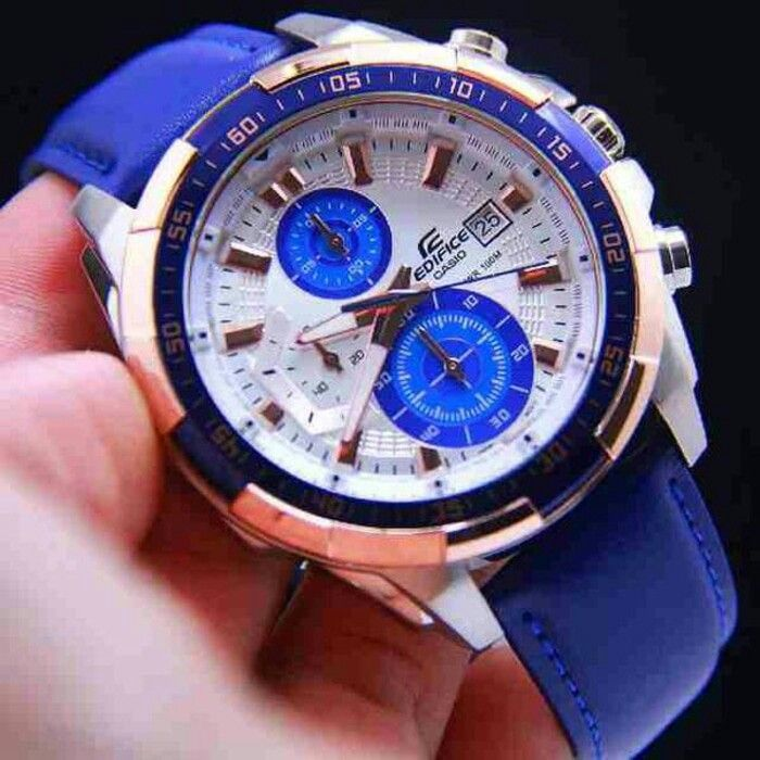 Buy Imported Casio Men'S Leather Watch online