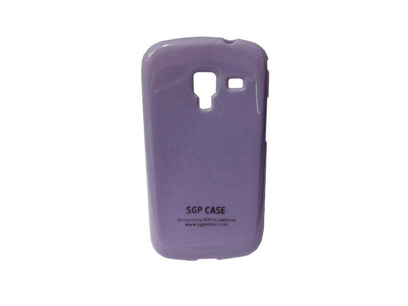 Buy Kelpuj Purple Mobile Back Cover For Samsung Galaxy Ace 2 (gt-i8160) online