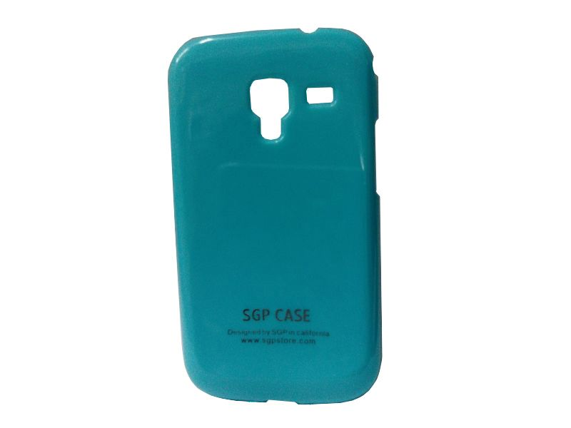 Buy Kelpuj Blue Mobile Back Cover For Samsung Galaxy Ace 2 (gt-i8160) online