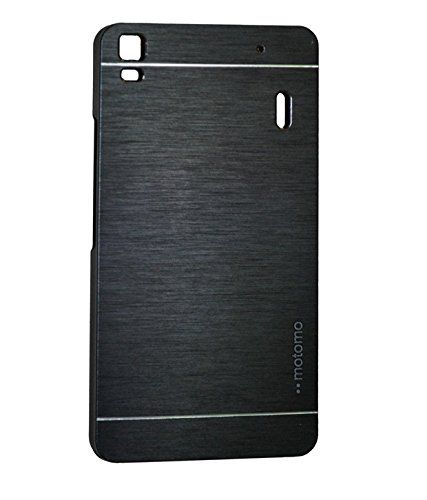 Buy Ae Mobile Accessories Ae Motomo Metal Hard Back Cover Case For Lenovo A7000 Black online