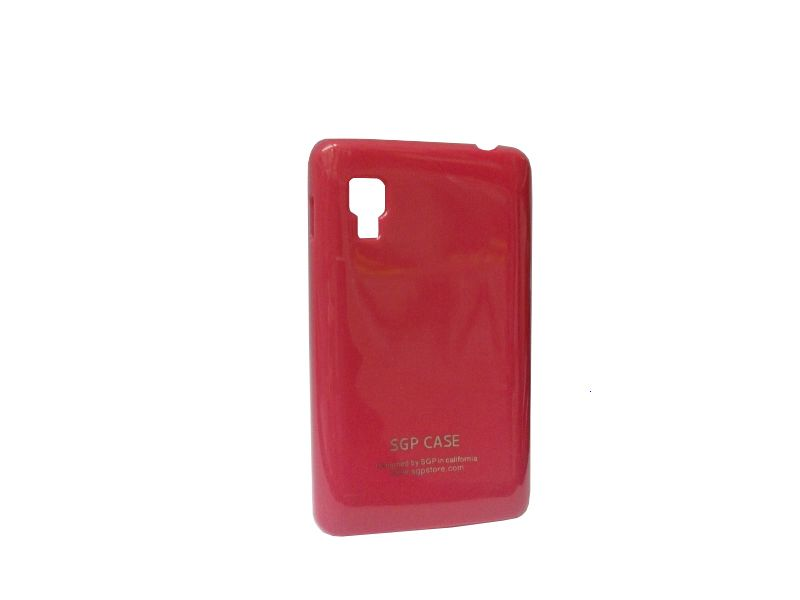 Buy Sgp Pink Mobile Back Cover For LG Optimus L5 II E460 online