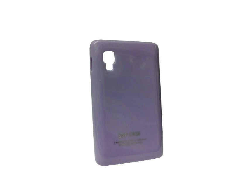 Buy Sgp Purple Mobile Back Cover For LG Optimus L5 II E460 online