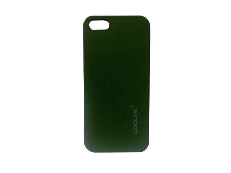 Buy Kelpuj Black Mobile Back Cover For Apple iPhone 5/5s/5g online