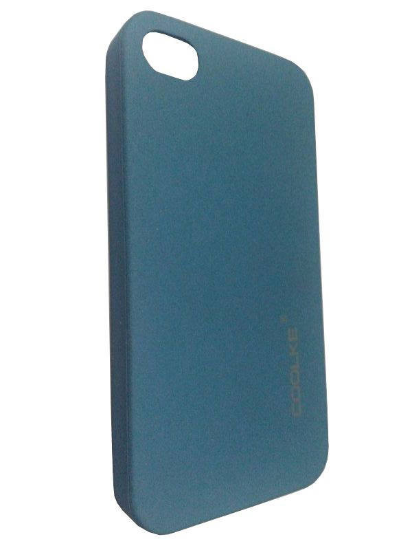 Buy Kelpuj Black Mobile Back Cover For Apple iPhone 4/4g/4s online