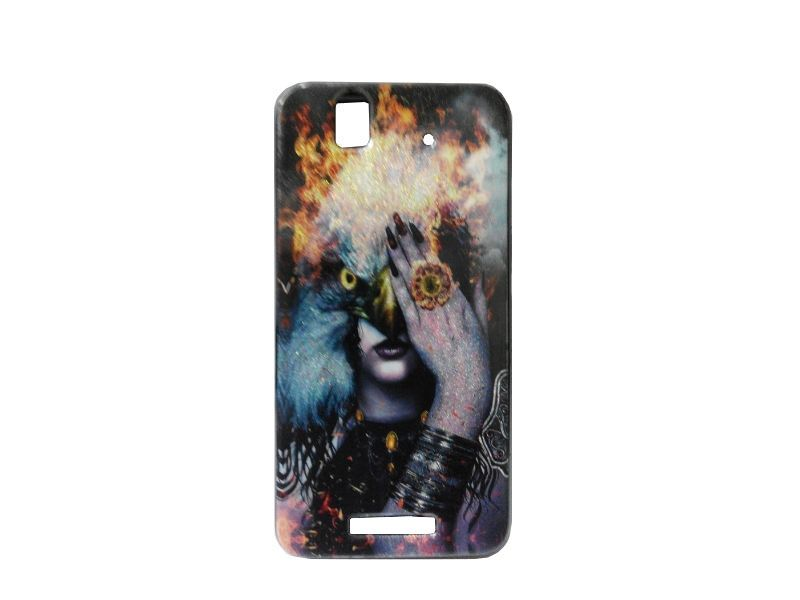 Buy Kelpuj Mobile Back Case Cover For Lava Iris X1 online