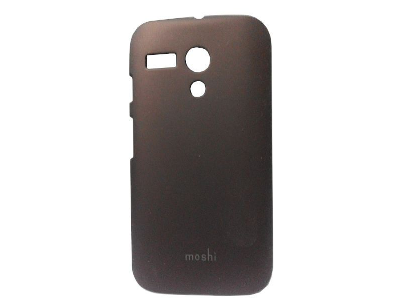 Buy Hard Back Cover For Motorola Moto G-brown(design 1) online