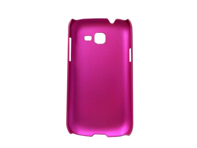 Buy Hard Back Cover For Samsung Galaxy Trend Gt-s7392-pink(design 4) online