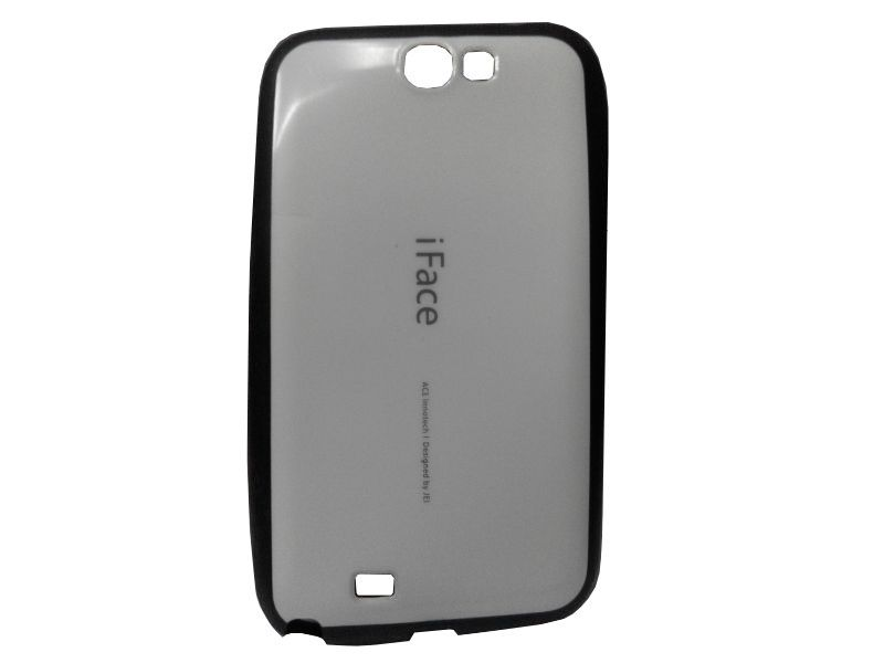 Buy Rubber Back Cover For Samsung Galaxy Note 2-white (design 2) online