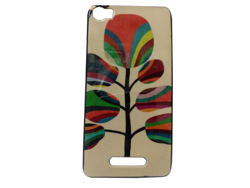 Buy Kelpuj Multicolor Mobile Back Cover For Lava Iris X8 online
