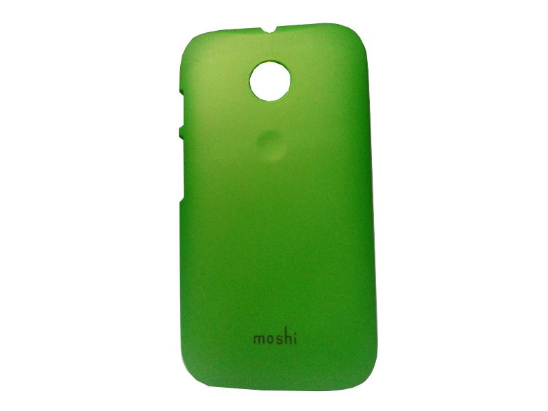 Buy Kelpuj Green Mobile Back Cover For Motorola Moto E online