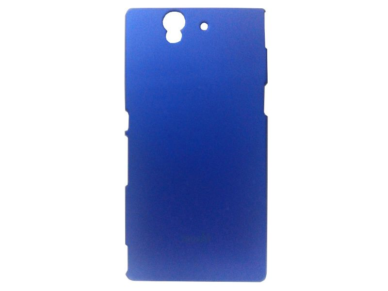 Buy Kelpuj Blue Mobile Back Cover For Sony Xperia Z online