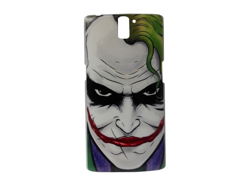 Buy Kelpuj Multicolor Mobile Back Cover For Oneplus One online