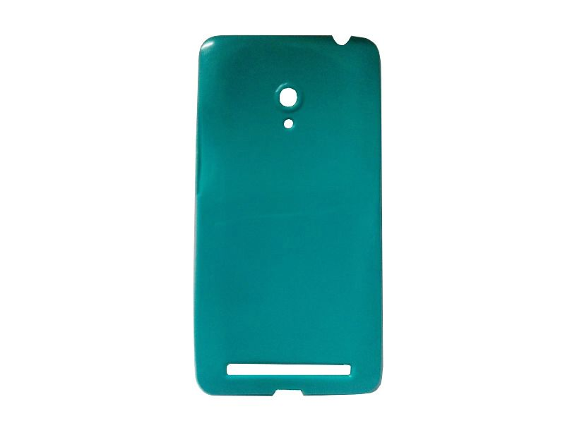 Buy Kelpuj Green Mobile Back Cover For Asus Zenfone 5 online