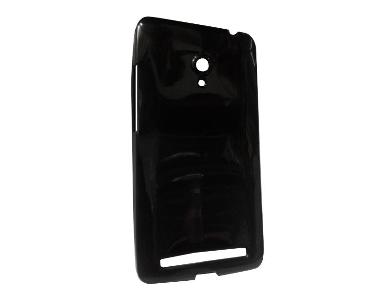 Buy Kelpuj Black Mobile Back Cover For Asus Zenfone 6 online