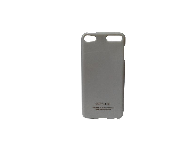 Buy Kelpuj White Mobile Back Cover For Apple iPod Touch 5 online