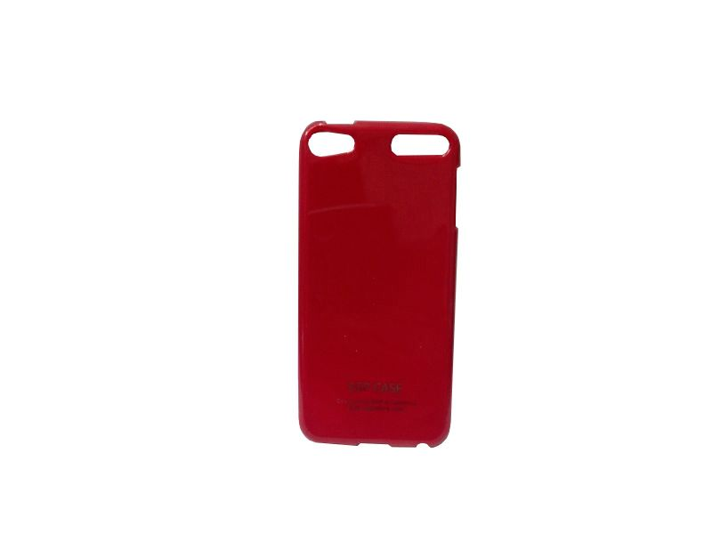 Buy Kelpuj Red Mobile Back Cover For Apple iPod Touch 5 online