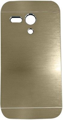 Buy Tos Motomo Back Cover Golden For Motorola Moto G online
