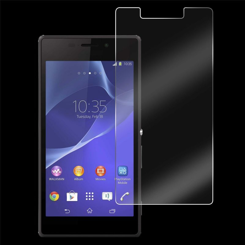 Buy Wellberg Curve Edges 2.5d Tempered Glass For Sony Xperia E3 online