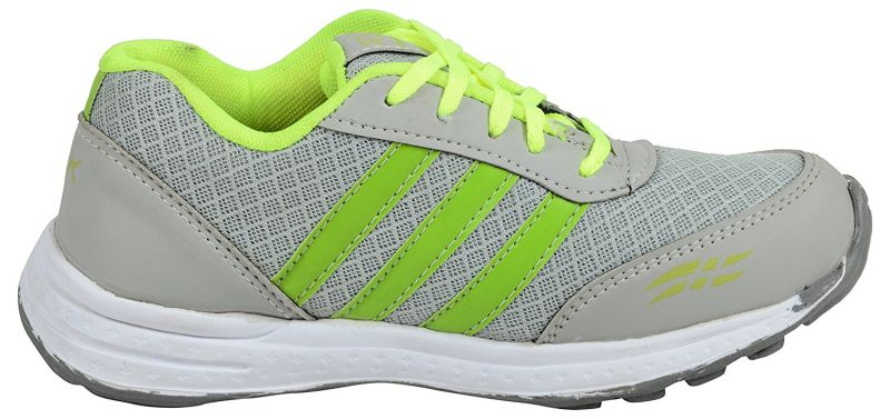 Buy Elvace Men'S Green Running Shoes online