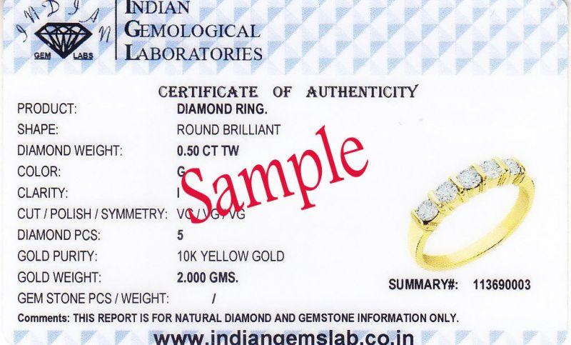Buy sheetal diamonds 015tcw real round brilliant cut single close yadclub Choice Image