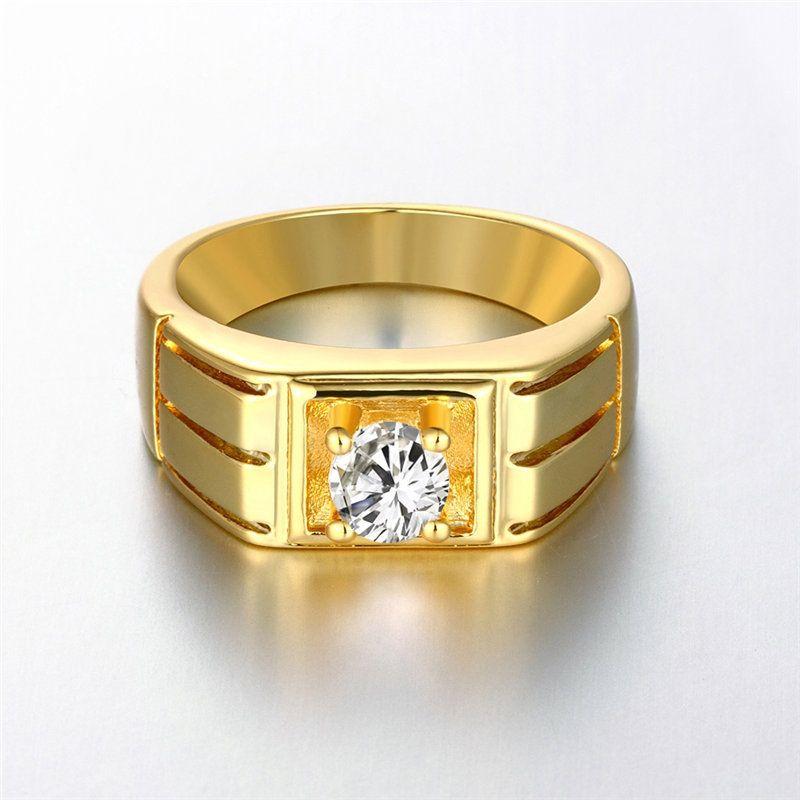 Buy Sheetal Diamonds 0.30tcw Real Round Single Diamond Wedding Ring R0511-10k online