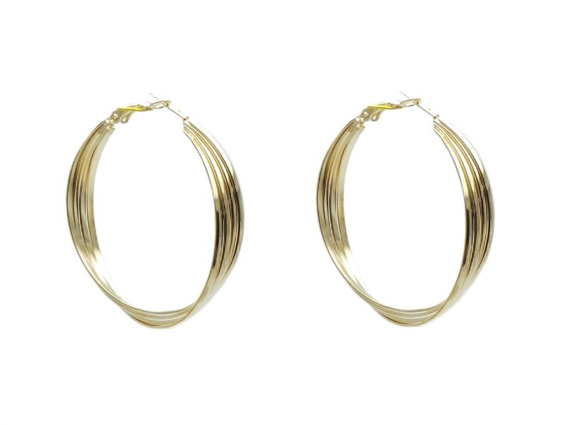 Buy Fashblush Forever New Sparkle Glam Alloy Hoop Earring Fb20157 online