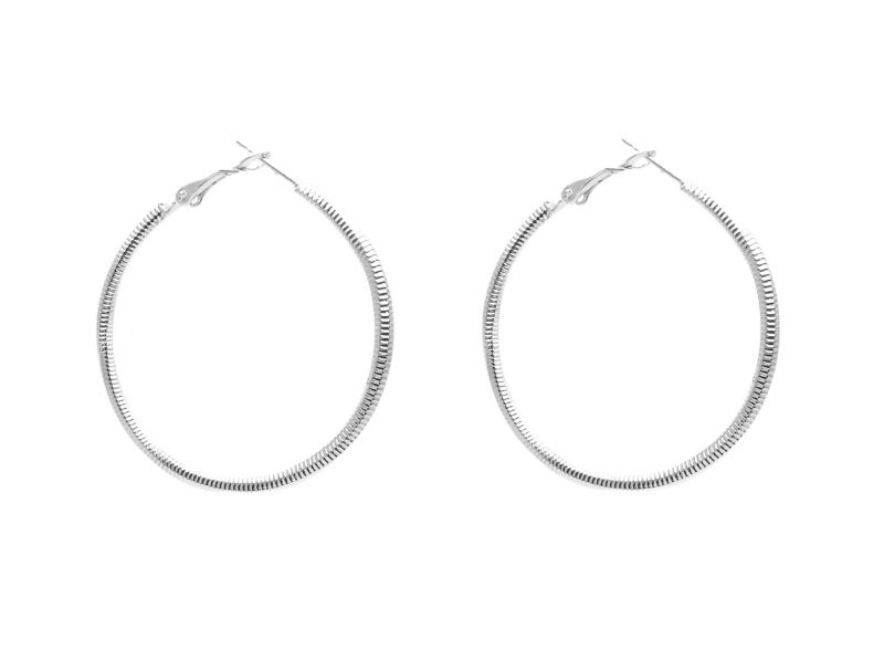 Buy Fashblush Forever New Sparkle Glam Alloy Hoop Earring Fb20162 online