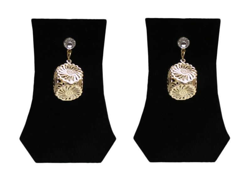 Buy FashBlush Dangle Earring Sparkling Beauty -Set Of 3Pairs online