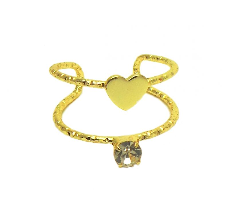 Buy Fashblush Forever Young Queen Of Hearts Alloy Ring online