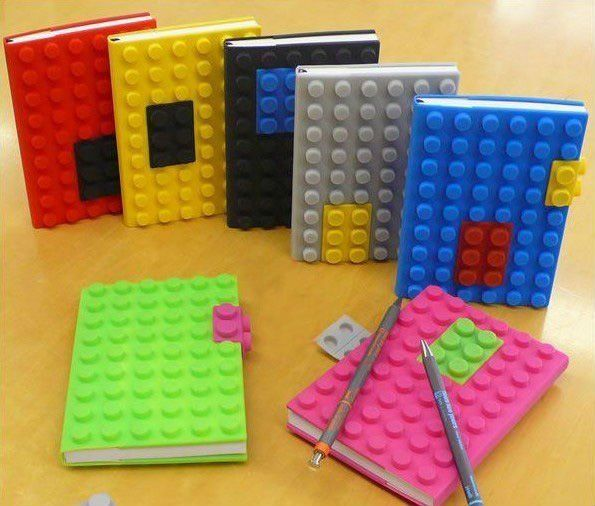 Buy Flintstop Lego Notebook online