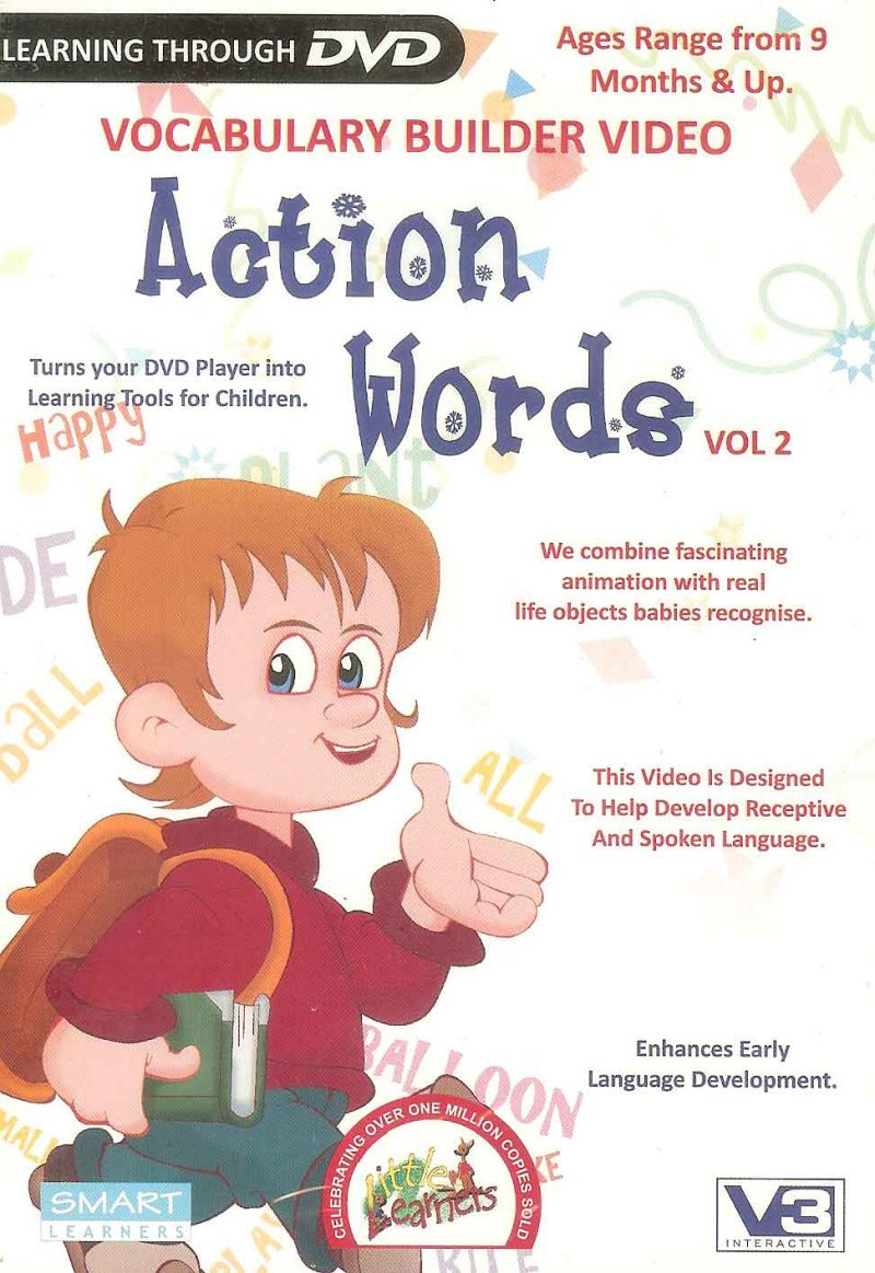 Buy Action Words Vol.2 online