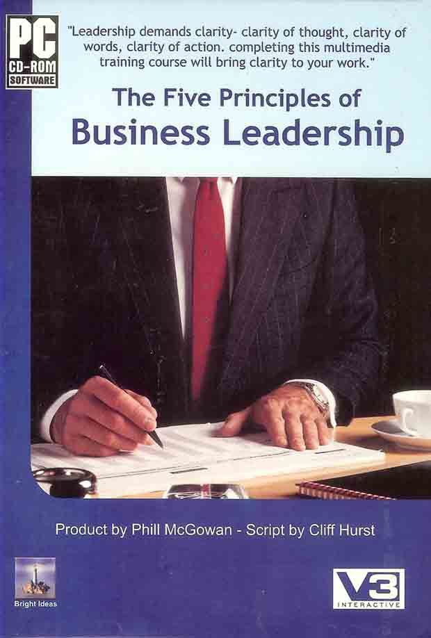 Buy The Five Principles Of Business Leadership online