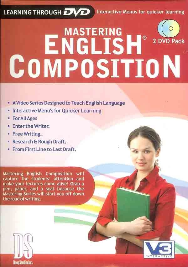 Buy Mastering English Composition (2 DVD Pack) online
